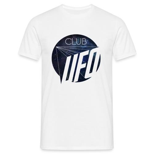 Club UFO space - T-shirt herr