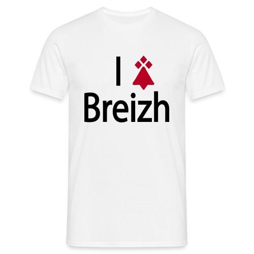 ilovebreizh - T-shirt Homme