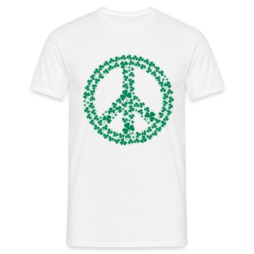 Green Peace - Men's T-Shirt