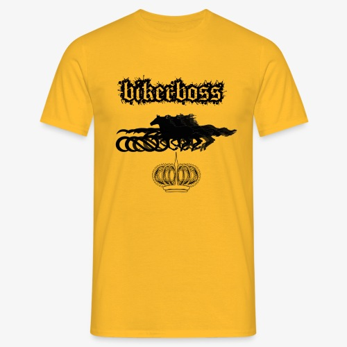 horsebiker - T-shirt Homme