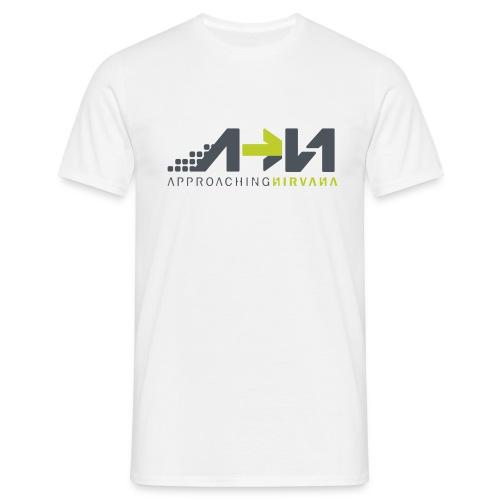 White Shirt Logo png - Men's T-Shirt