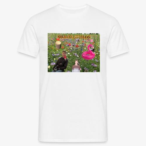 Sulleslotsblog - Herre-T-shirt