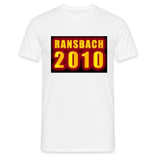 ra2010v - Männer T-Shirt