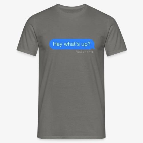 READAT - Men's T-Shirt