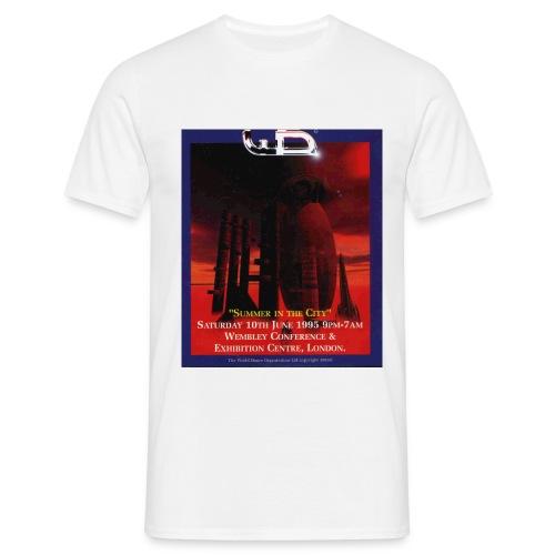 worlddance0046 - Men's T-Shirt