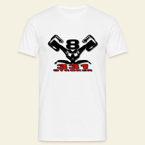 331s v8 - Herre-T-shirt