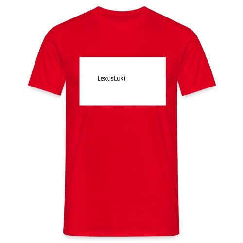 LexusLuki - Männer T-Shirt