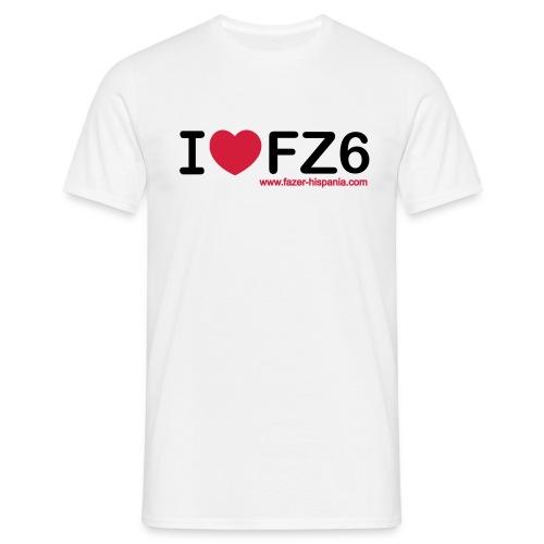 ilovefz6 2 - Camiseta hombre
