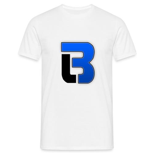 personal logo black big png - Men's T-Shirt