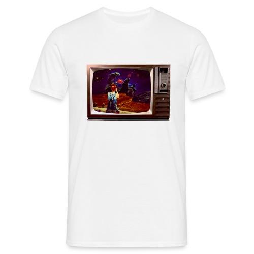Week 2 Spacemullach smaller - Men's T-Shirt