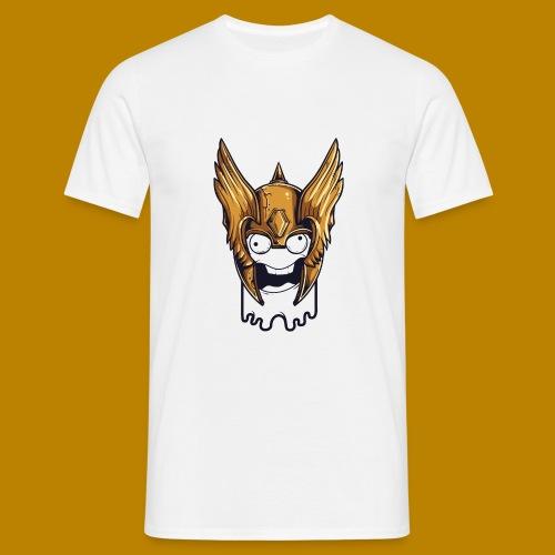 Armor Head - Men's T-Shirt