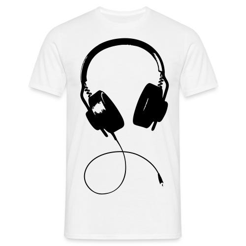 Hear the music - T-shirt Homme