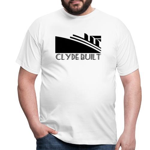 Clyde Built - Men's T-Shirt