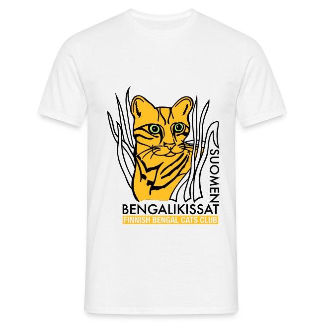 Bengalilogo valkoiselle