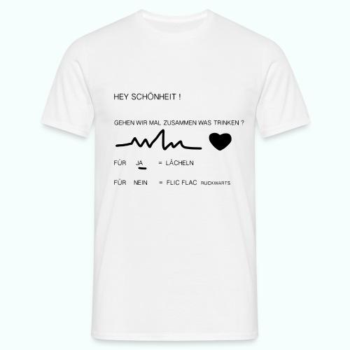 schönheit ve 1702410_1333 - Männer T-Shirt