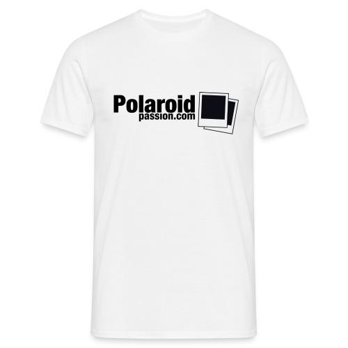 Polaroid Passion com NB - T-shirt Homme