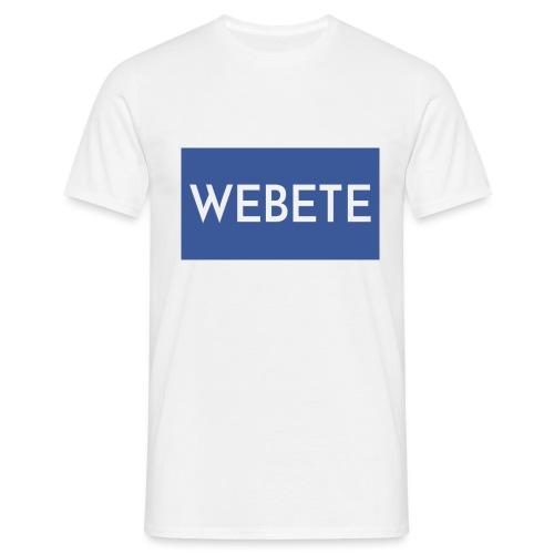 Webete - Men's T-Shirt