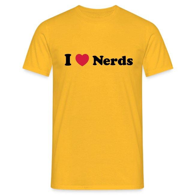 I love nerds