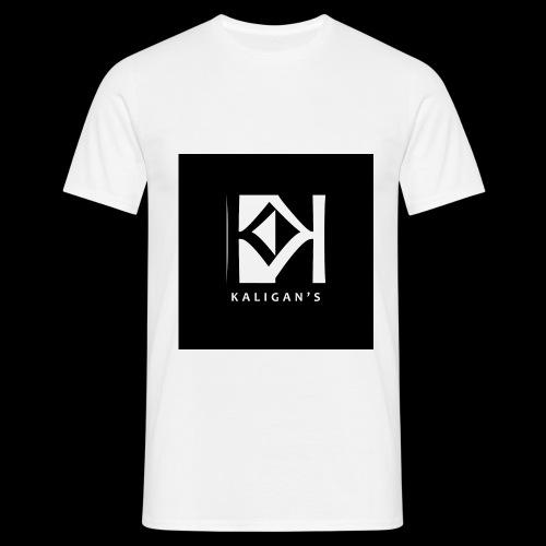 Kaligan`s cuadrado - Camiseta hombre