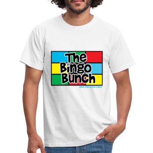 BINGO BUNCH MONDRIAN - Men's T-Shirt