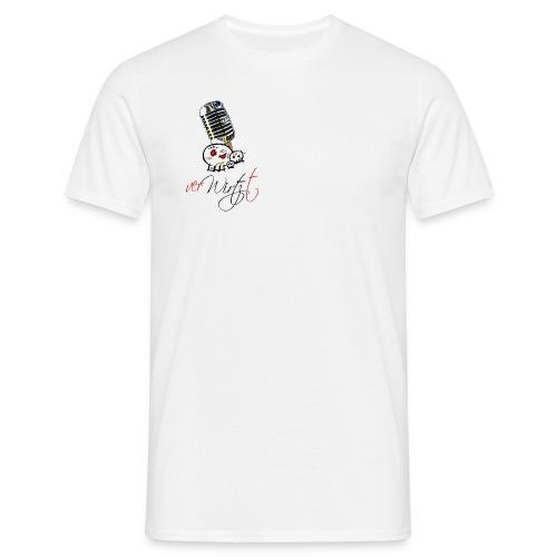 verWIRTZt schwarz - Männer T-Shirt