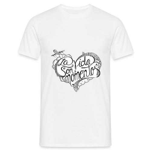LA VIDA SON MOMENTOS - Camiseta hombre