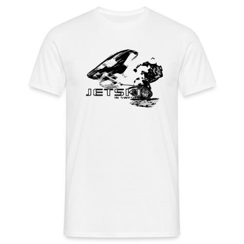 mw_ alla 3 lösa utan vitt - T-shirt herr