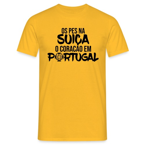 suicaportugal - T-shirt Homme