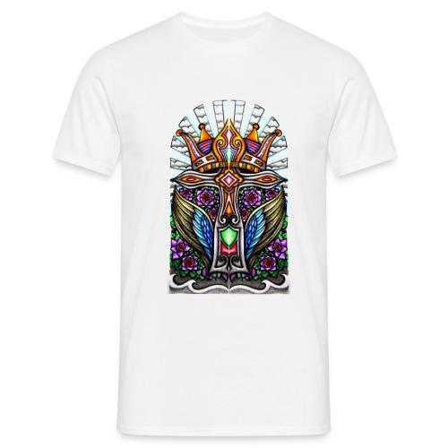 crosscolors png - Men's T-Shirt