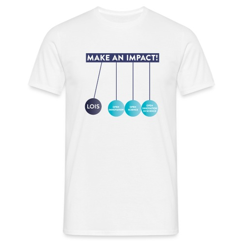 LOIS T-shirts Cohort 2018/2019 - Männer T-Shirt