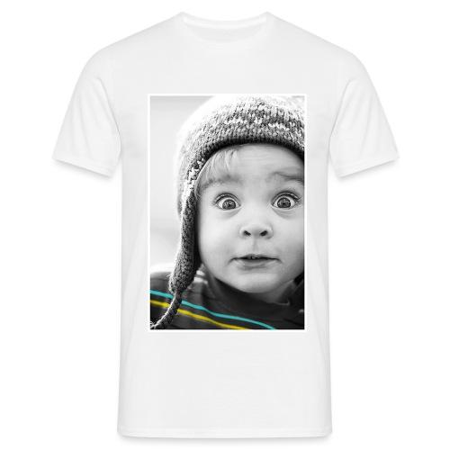 Kid What? - Maglietta da uomo