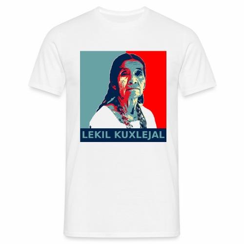 Lekil Kuxlejal - Camiseta hombre