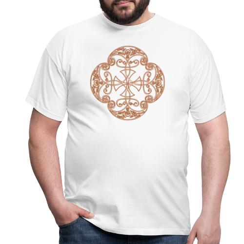 Anglian gold (Mellowed) - Men's T-Shirt