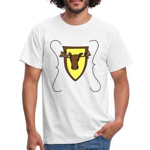 Moosebrackets - Men's T-Shirt