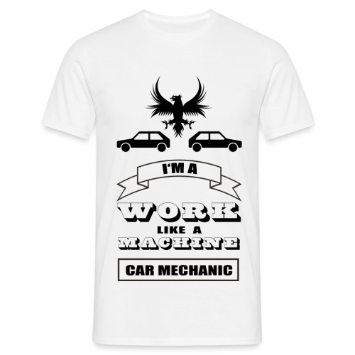 Car Mechanic - Männer T-Shirt