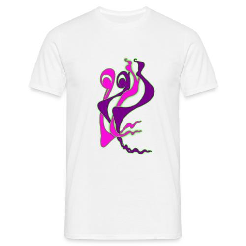Engel des inneren Kindes - Männer T-Shirt