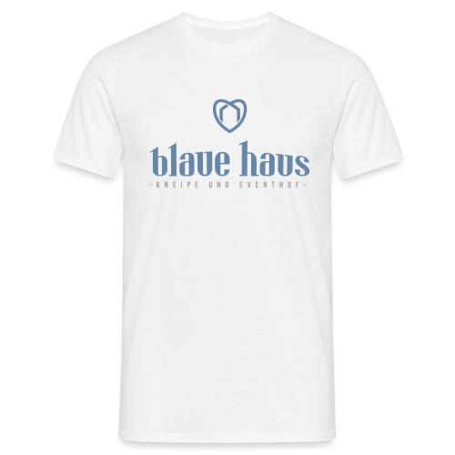 Blaue Haus Logo png - Männer T-Shirt