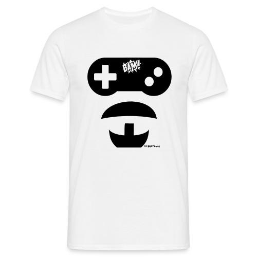 BamBamsen Beard&Game #2 - Männer T-Shirt