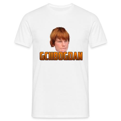 GCIIBogdan Logo 2 png - Men's T-Shirt