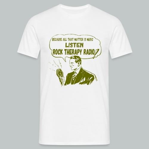 Old Radio Speaker - Men's T-Shirt