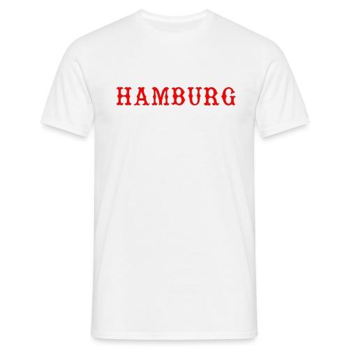 HAMBURG SUPPORT TSHIRT - Männer T-Shirt