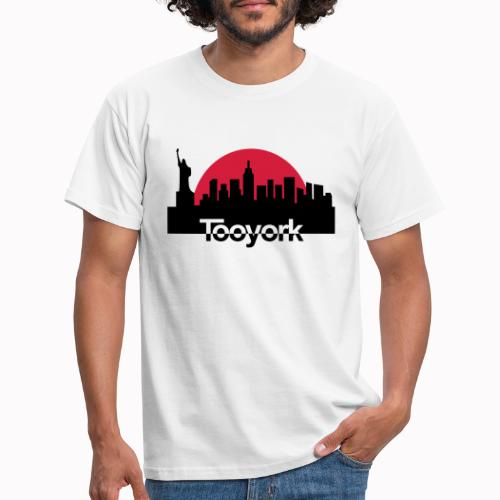 tooyork2 2 - Maglietta da uomo