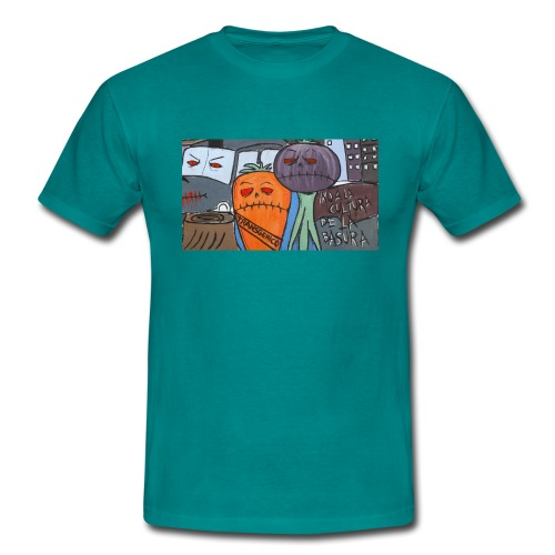 Die Gemüse gang - Männer T-Shirt
