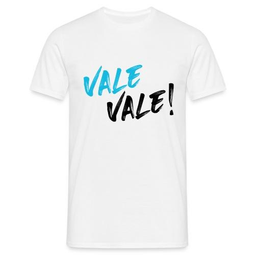 Logo VV color black - Maglietta da uomo