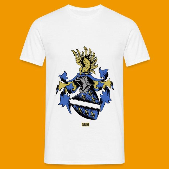 Bosnia knight emblem   Men's T-Shirt
