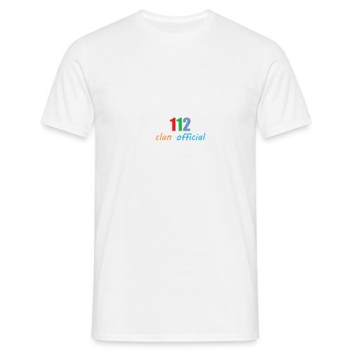 112 oFfIcIaL MERCH - Herre-T-shirt