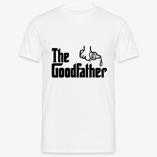 The Goodfather Phone & Tablet Cases - Men's T-Shirt