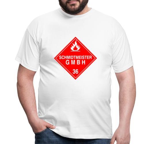 Schmidtmeister GMBH - Männer T-Shirt