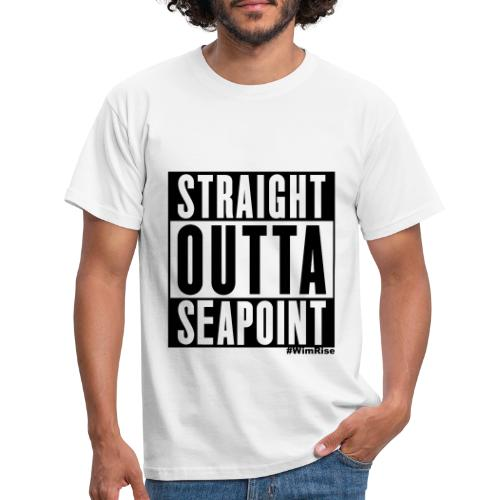 Straight Outta Seapoint - Men's T-Shirt