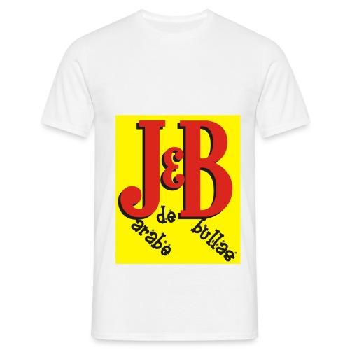 jarabe de bullas - Camiseta hombre